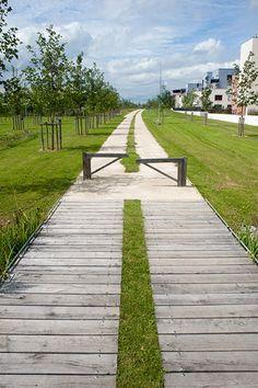 Montevrain_Park-Urbicus_landscape_architecture-06 «architecture du paysage Travaux | Landezine