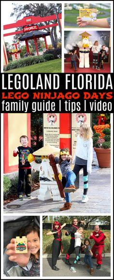 LEGO NINJAGO Days at LEGOLAND Florida Family Guide, Tips + Video - Raising Whasians via @raisingwhasians (AD)