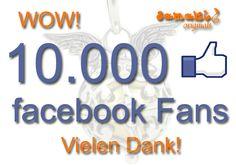 Herzlichen Dank für 10.000 Facebook Fans, wir freuen uns sehr! dein und euer samaki Engelrufer Team   www.samakishop.com  #engelrufer #engelsrufer #klangkugel #samakioriginals #samaki