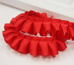 30m/lot 2.5cm Width Polyester Ruffled Lace Trim Crafts/ Toy Decorative Ribbons Lace Handwork DIY Sewing Accessary Z602