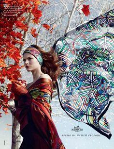 Autumn mood from Hermes | Осенне настроение от Hermes