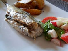 Baked Mackerel is as good as smoked ... I do not even know if not better.