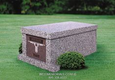Discover our beautiful bird granite mausoleum design featuring a gorgeous floral arrangement and a bronze decorative door. Contact us if you love this design. Tombstone Designs, 2017 Design, Design Development, Beautiful Birds, Cemetery, Hand Carved, Decorative Boxes, Carving, Memories