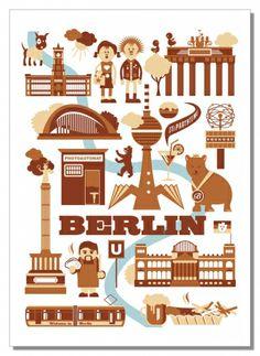 Quelques instantanés d'une promenade gourmande à Berlin. Avant, demain, un carnet d'adresses plus détaillé de nos découvertes gastronomiques.