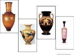 Πυθαγόρειο Νηπιαγωγείο: ΦΥΛΛΑ ΕΡΓΑΣΙΑΣ ΜΑΘΗΜΑΤΙΚΩΝ ΜΕ ΑΓΓΕΙΑ Ancient Greece, Greek Mythology, Ancient History, Vase, Museums, Decor, Education, School, Egypt