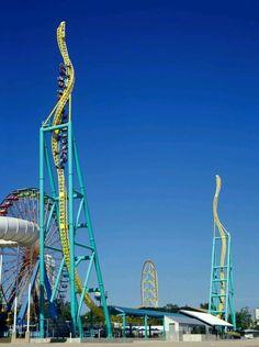 Steel venom funnest ride eva(: