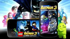 LEGO® Batman: Beyond Gotham Now Available For Android And Apple iOS Devices