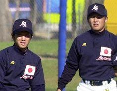 オリンピックではチームメイトだったんですね。この写真、いいな〜 (*´-`) ---Miki  投打でヒーロー!G・杉内、V打&ライバル左腕に投げ勝ち4勝目 メダルこそ逃したが、シドニー五輪で(左から)石川、杉内はともに日の丸を背負って戦った