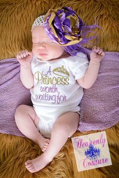 Baby girl clothes Baby shower gift set by HeavnlyCouture on Etsy, $50.00