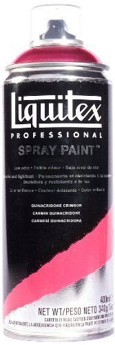 Liquitex Professional Peinture acrylique Aérosol 400 ml – Différent coloris: Finition mate Indélébile après séchage, résistante à la…