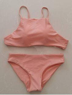 GET $50 NOW | Join RoseGal: Get YOUR $50 NOW!http://www.rosegal.com/bikini-tops/simple-style-women-s-pink-halter-tankini-suit-475949.html?seid=6611162rg475949