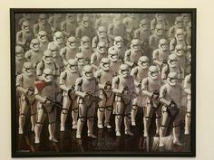 STORMTROOPERS FRAMED 20x16 POSTER BY framesbymarvel Marvel Dc, Star Wars, Comics, Frame, Posters, Painting, Art, Picture Frame, Art Background