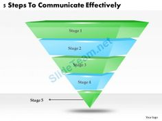 1113_business_ppt_diagram_5_steps_to_communicate_effectively_powerpoint_template_Slide01