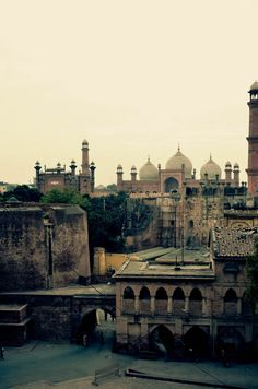 Lahore, Pakistan. Oddly enough I've actually been there. Probably the most amazing adventure I've been on so far!