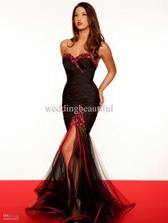 Black dress homecoming ideas42