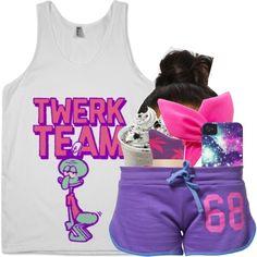 Twerk Team<--------im totally against twerking, but i really love this