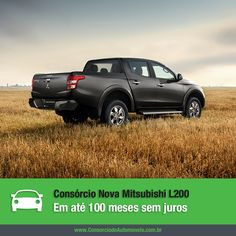 A Mitsubishi Motors anunciou a chegada da nova geração da picape L200 no Brasil e você já pode programar a compra da sua. O consórcio oferece planos facilitados e livres de juros, aproveite essa chance! https://www.consorciodeautomoveis.com.br/noticias/mitsusbishi-l200-triton-chega-a-nova-geracao?idcampanha=206&utm_source=Pinterest&utm_medium=Perfil&utm_campaign=redessociais
