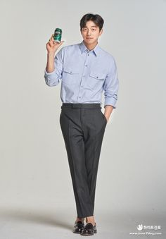 Gong Yoo, Mens Fashion, Fashion Outfits, Mens Clothing Styles, Korean Actors, Acting, Men Casual, Poses, Instagram Posts