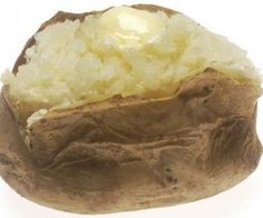 Easy method for baking a perfect baked potato each and every time - after trying this, you'll never bake potatoes any other way again! Light and fluffy on the inside, with a crispy skin, this is exactly what a baked potato should taste like! Baked Potato Microwave, Best Baked Potato, Microwave Baking, Perfect Baked Potato, How To Microwave Potatoes, Potatoes Grill, Mashed Potatoes, Idaho Potatoes, Sweet Potato