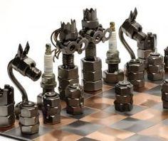 Jeu d'échecs | Achat design | Le Dindon