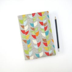 Large 2013 day planner colorful grey mid century by greengrass2, £26.00