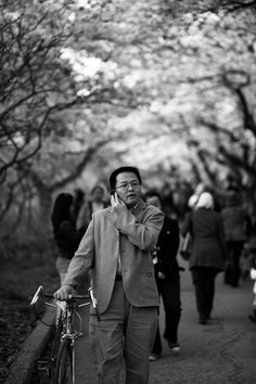 Street photography at High Park, Toronto during cherry blossoms bloom. Canada #Toronto #Photography #HighPark