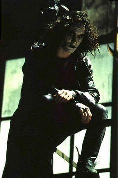 The Crow/O Corvo - Brandon Lee (Eric Draven)