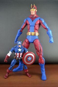 Classic Giantman (Marvel Legends) Custom Action Figure