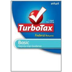 TurboTax Basic Federal + E-file 2011 for PC