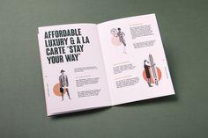Kustom Hotel Brochure on Behance