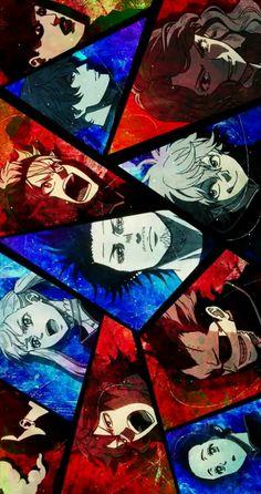 Otaku Anime, Anime Art, Bulls Wallpaper, Black Clover Manga, Anime Friendship, Fanart, Black Cover, Animes Wallpapers, Kawaii Anime