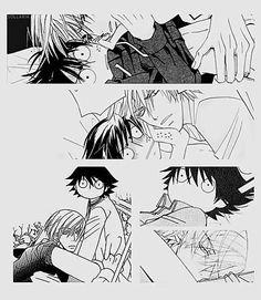 Misaki is so funny XD ~ junjou romantica
