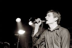 "Joy Division: ""We didn't know Ian Curtis was approaching his breaking point"" Ian Curtis, Unknown Pleasures, Celebrity Deaths, Gone Too Soon, Joy Division, Sad Stories, Janis Joplin, Post Punk, My Favorite Music"