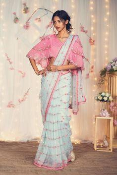 Top 51 Saree Blouse Designs (Latest and Stylish) Top 51 Sar. - Top 51 Saree Blouse Designs (Latest and Stylish) Top 51 Saree Blouse Designs ( - Trendy Sarees, Stylish Sarees, Fancy Sarees, Saree Blouse Neck Designs, Fancy Blouse Designs, Blouse Patterns, Choli Designs, Lehenga Choli, Anarkali