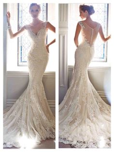 Sophia Tolli- Leigh £1450 Elizabeth George bridal -just everything about this dress is fantastic.