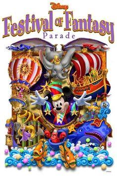 Festival of Fantasy Parade debuts today in WDW Magic Kingdom