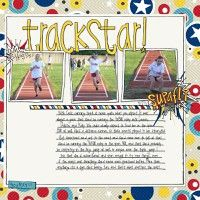A Project by aneal from our Scrapbooking Gallery originally submitted 03/22/12 at 09:09 PM journalling
