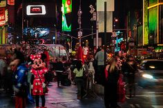 Travel Photography New York City Times Square Photo by Dayton Photographer Alex Sablan | Flickr - Photo Sharing!