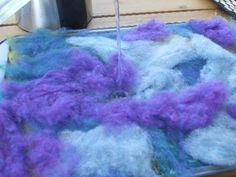 Felt and Wool project