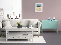 Das neue KOLORAT-Zimmer ist da & erscheint dieses Mal ganz in. Living Room Ideas 2019, Living Room Grey, Home And Living, Living Room Designs, Living Room Decor, Living Rooms, Interior Wall Colors, Room Colors, Room Inspiration