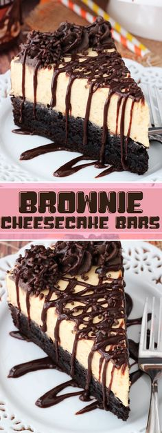 Cheesecake Recipes Easy No Bake Chocolate Cheesecake Recipes, Easy Cheesecake Recipes, Cheesecake Brownies, Dessert Recipes, Coconut Brownies, Mint Cheesecake, Icing Recipes, Brownie Cake, Fudge Brownies