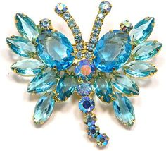 Juliana Butterfly Brooch