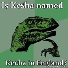 Ke$ha lol