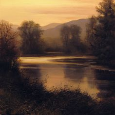 Renato Muccillo, Late Summer over the South Arm