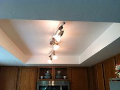 Consider It Done Construction: Kitchen Ceiling Lighting