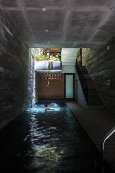 Image 8 of 48 from gallery of Resort in House / ALPES Green Design & Build. Photograph by Hiroyuki Oki