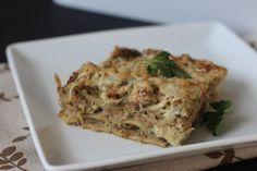 #glutenfree PaleOMG Artichoke Lemon Pesto Lasagna