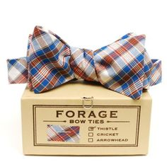 forage | bow ties