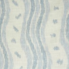 Colour: blue/oyster  Ref. number: 9300-01  Repeat: 64cm  Width: 137cm  Fabric content: 88% Linen; 12% PA  More from Collection III