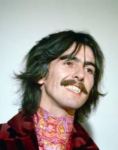 Photo: George Harrison : 10x8in
